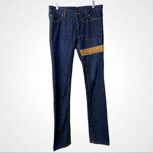 EUC John Galliano Jeans Italy